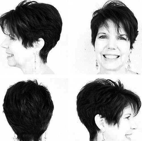 Short Hair Women Over 50
