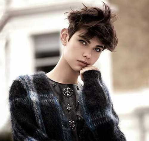Short Haircuts 2016 Trends
