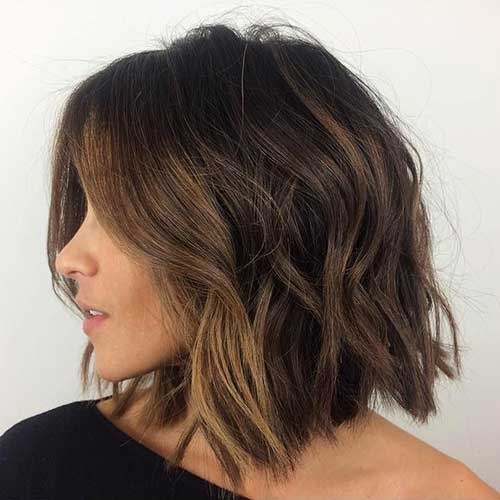 15 new short haircut for thick wavy hair the best short hairstyles for