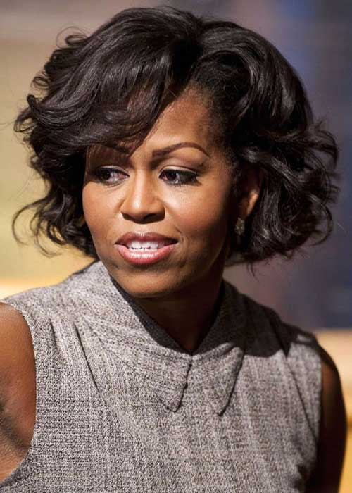 Bob Haircuts for Black Women-10