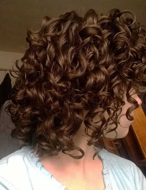 Curly Short Hairstyles 2015-10