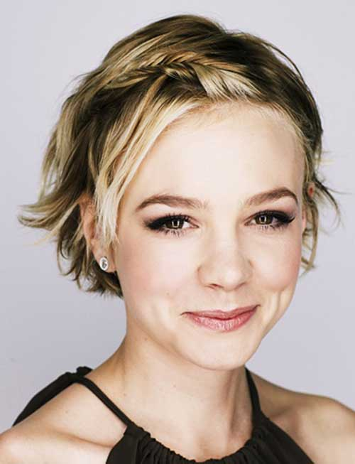 Cute Short Hairstyles for Girls-10