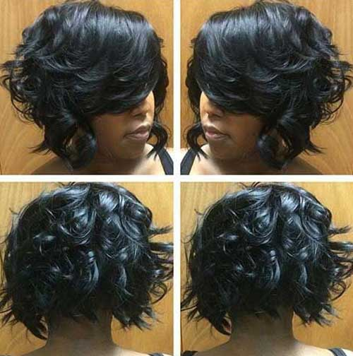 Curly Short Weave Hairstyles-11