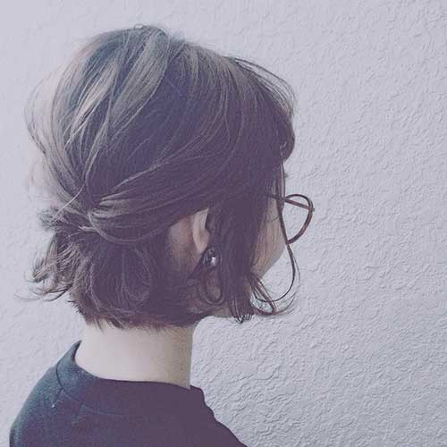 Cute Short Hair-12
