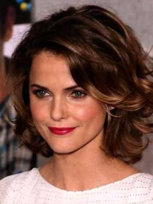 Short Hair for Women Over 40-12