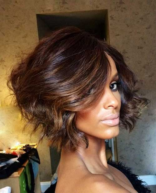 Bob Haircuts for Black Women-13
