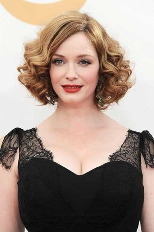 Curly Short Hairstyles 2015-13