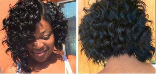 Curly Short Weave Hairstyles-13