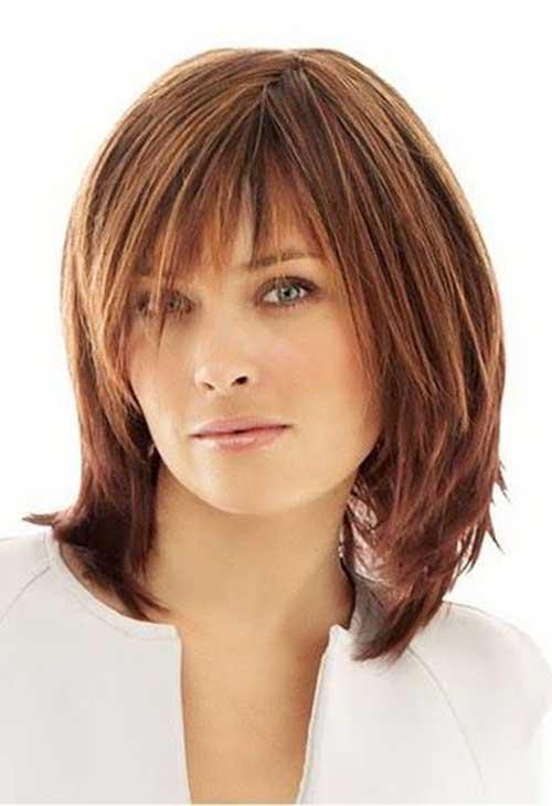 Short Hair for Women Over 40-13