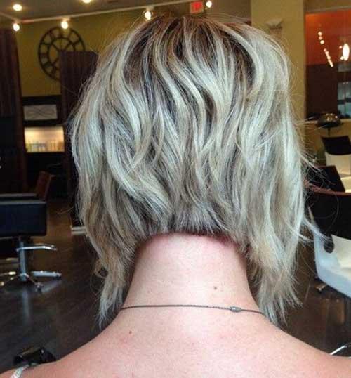 Short Layered Curly Haircuts-13