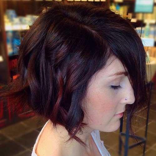 Short Dark Haircuts-14