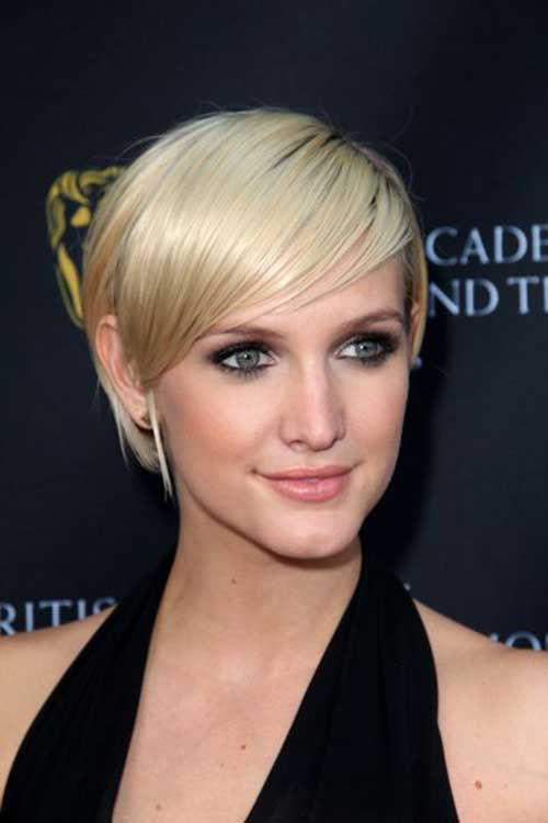 Ashlee Simpson Pixie Hair | The Best Short Hairstyles for ...