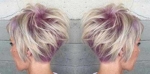 Blonde Short Hair-16