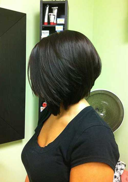 Bob Haircuts for Black Women-16