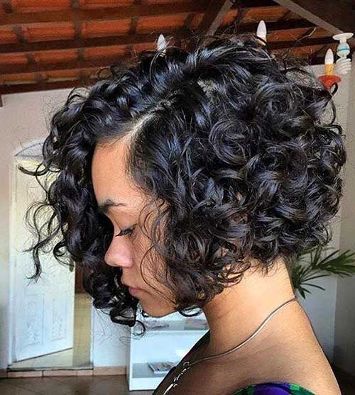 Curly Short Weave Hairstyles-16