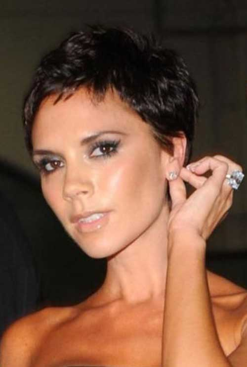 ... short hairstyles for women victoria beckham pixie cut small butterfly
