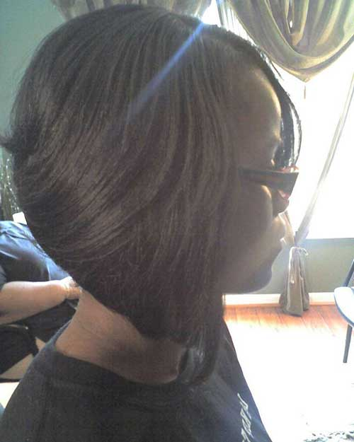 Bob Haircuts for Black Women-17