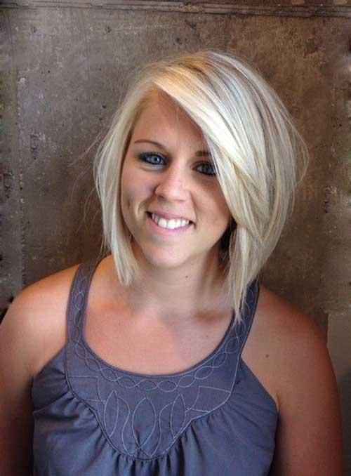 Blonde Short Hair-18