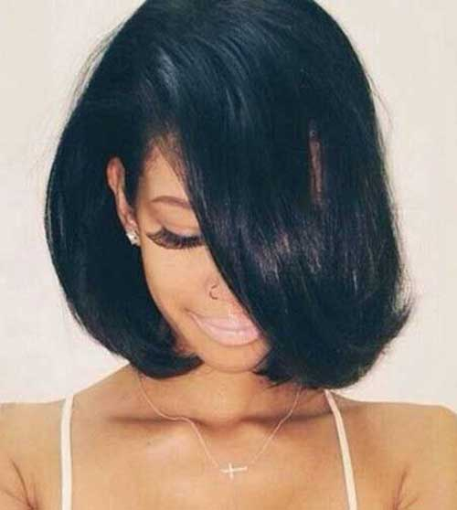 Bob Haircuts for Black Women-18