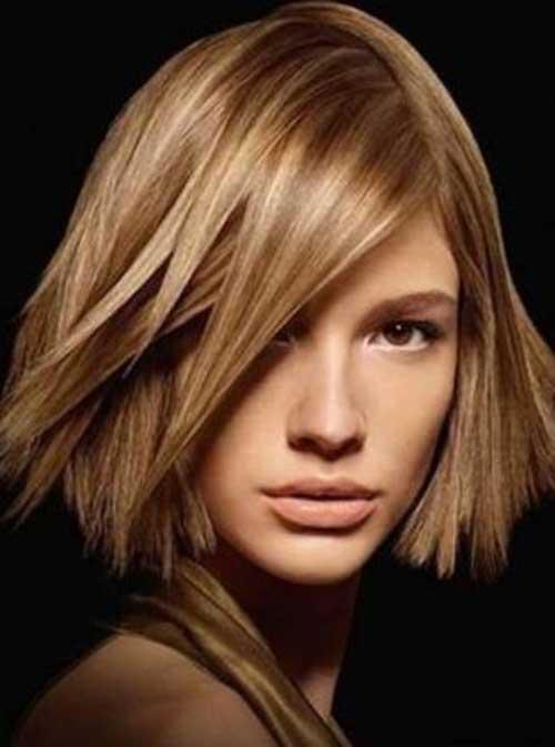 Short Hair Colour Trends 2015-18