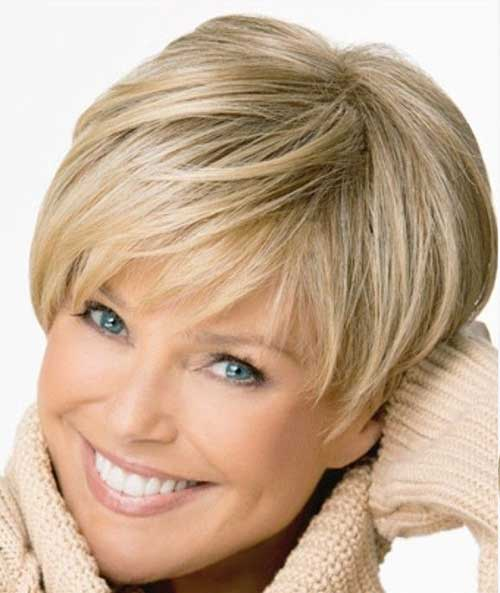 Short Hairstyles Women Over 60 Short Hairstyles For Older Women ...