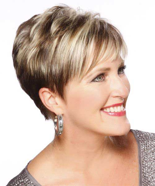 Hairstyles For Short Hair Women Over 40 also Black Curly Hairstyles ...