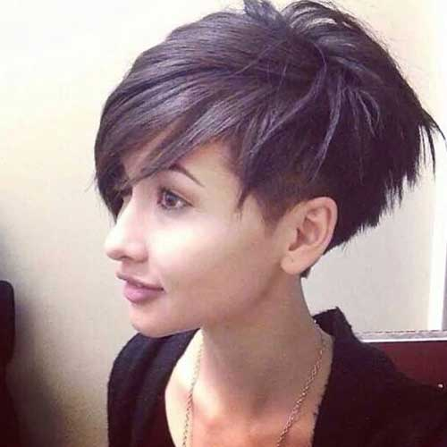 Short Dark Haircuts-19