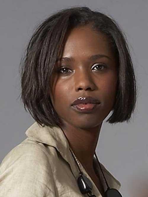 Bob Cut Hairstyles for Black Ladies-20
