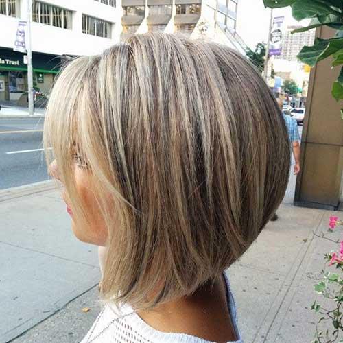 Blonde Short Hair-21