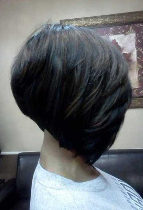 Bob Cut Hairstyles for Black Ladies-21