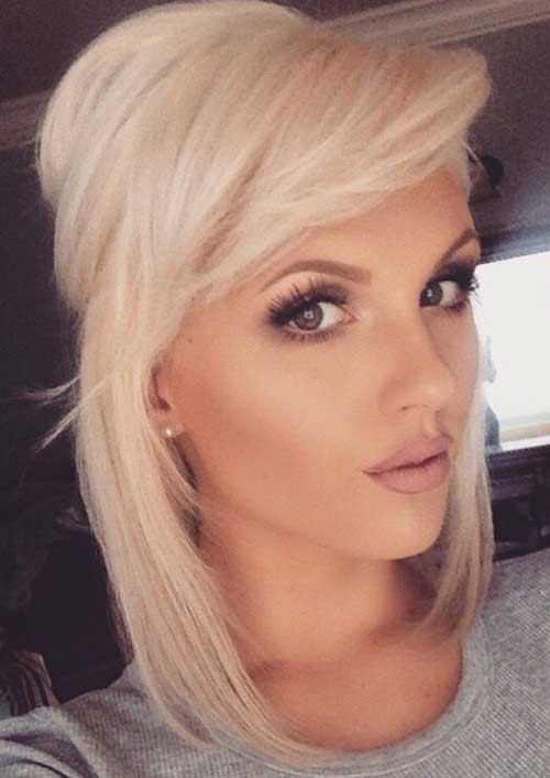 Blonde Short Hair-22