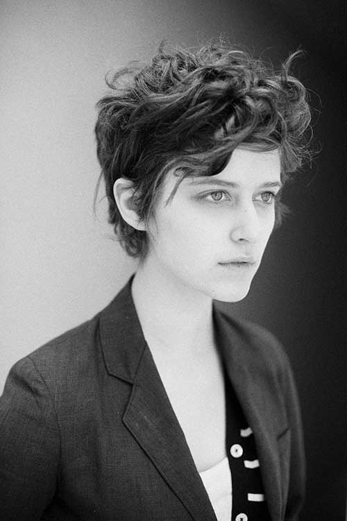Curly Short Hairstyles 2015-22