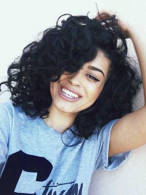 Curly Short Weave Hairstyles-22