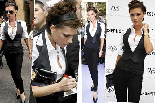 Victoria Beckham Pixie Cuts-22