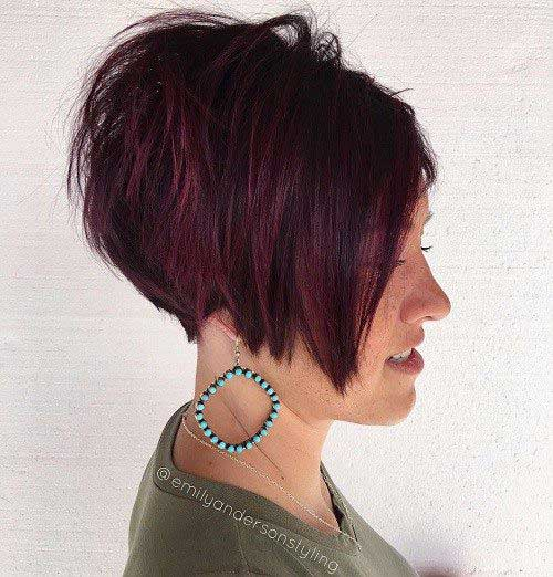 Super Haircuts for Short Hair-23