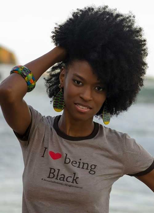 Cute Hairstyles for Black Girls-24