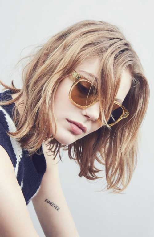 Short Haircuts for Girls-25