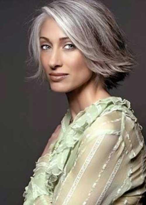 Short Hair Cuts for Older Women-26