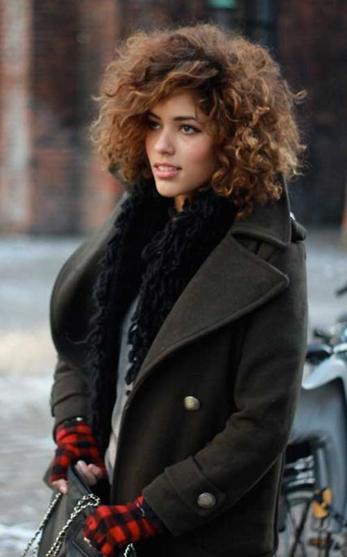 Curly Short Hairstyles 2015-27