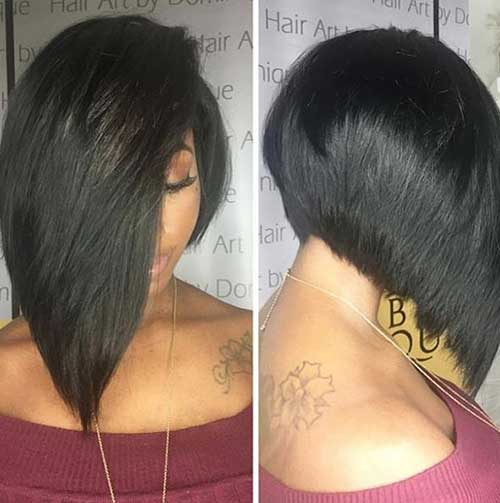 Bob Haircuts for Black Women-29