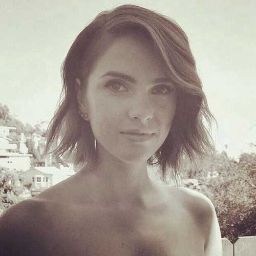 Short Haircuts for Girls-29