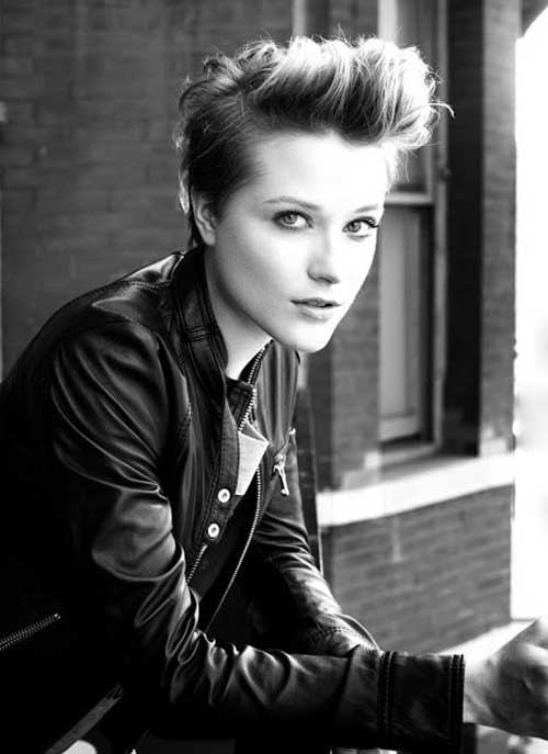 Short Haircuts for Girls-33