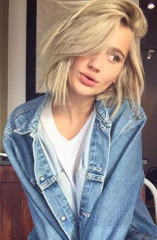 Short Haircuts for Girls-41