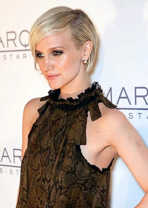 Jessica simpson hairstyles new women haircuts - Ashlee Simpson Pixie Cut Long Hairstyles