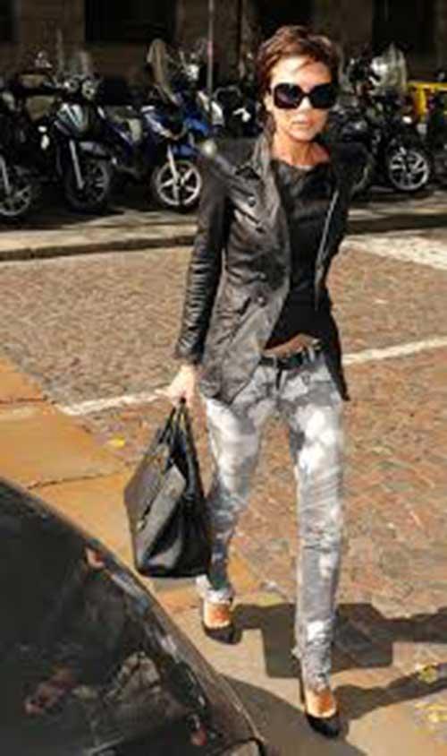 Victoria Beckham Pixie Cuts-7
