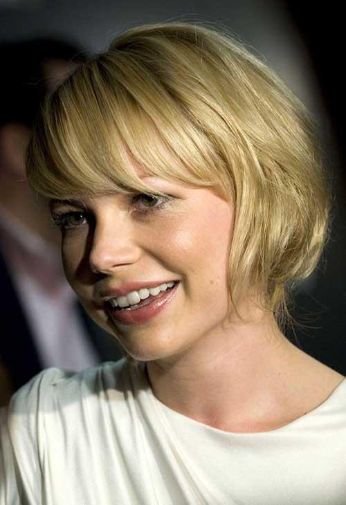 Blonde Short Hair-8