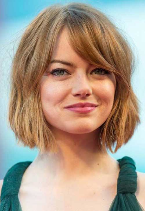 Cute Short Hairstyles for Girls-8