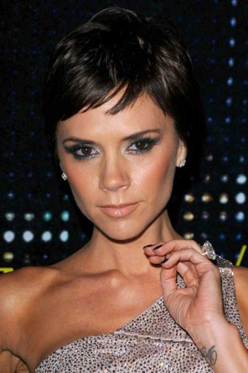 Victoria Beckham Pixie Cuts-8