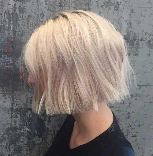 Blonde Short Hair-9