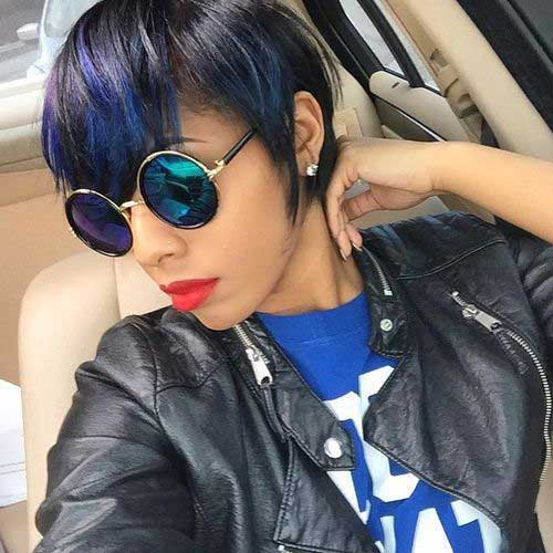 Bob Haircuts for Black Women-9
